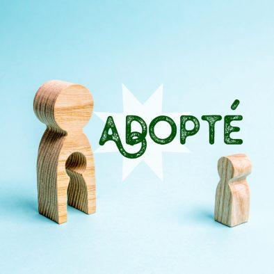 Série adopté