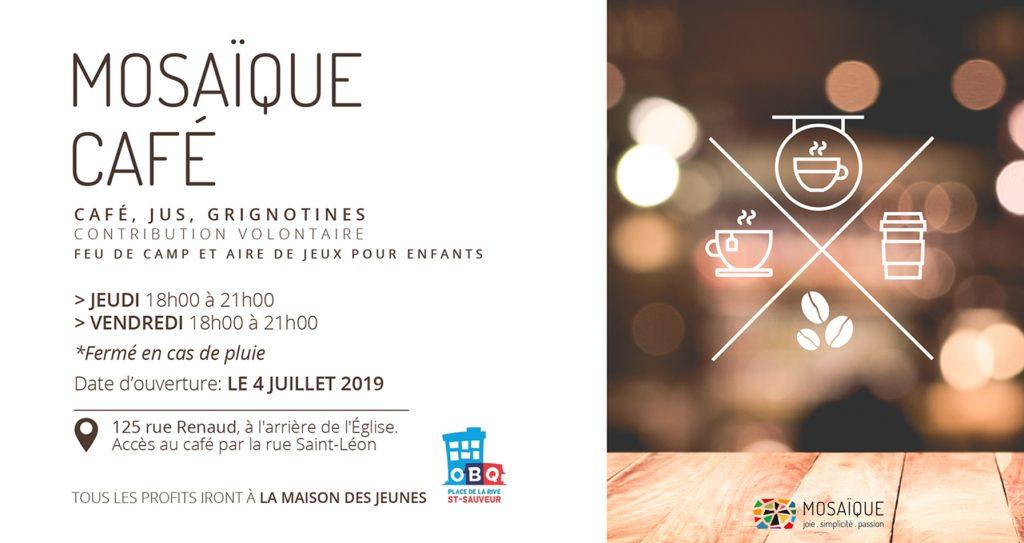 Mosaique cafe ete 2019