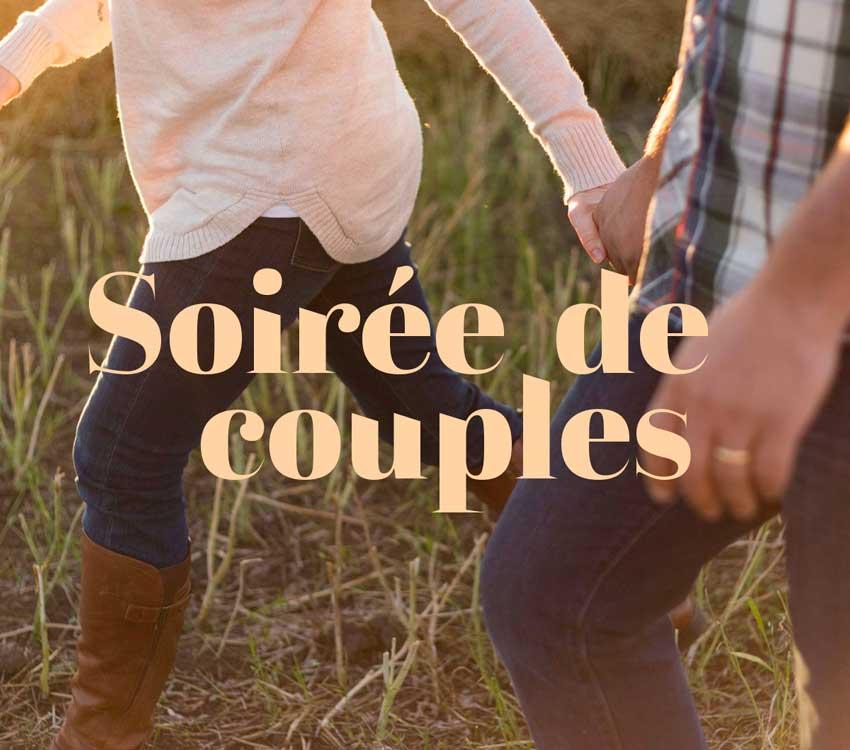 Soirée de couples