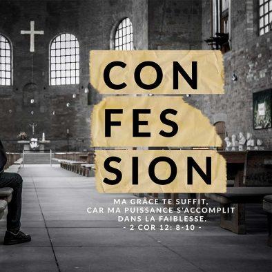 Série Confession