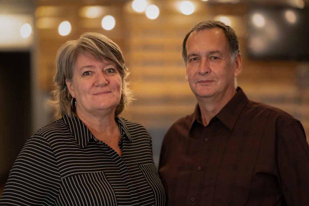 Michel et Joanne